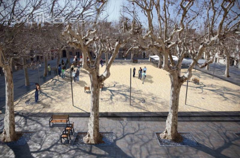 Wonderful Sant Cugat   Plaça Barcelona