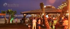 Inauguraci�n chiringuito rompeolas, algarrobos costa - m�laga