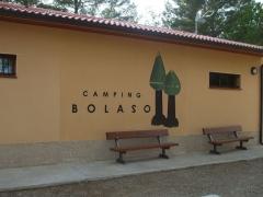 Campin bolaso | mobil home | bungalows | tienda de campa�a | caravanas | autocaravanas | zona de acampada | zaragoza
