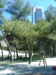 Trabajos de topografía para parques y jardines