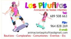 Las pitufitas, animacion de fiestas infantiles - foto 19
