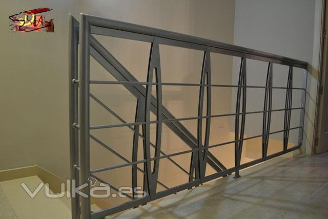 Forja arroyo - Barandas escaleras modernas ...