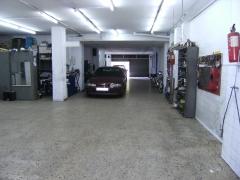 Taller mecánico en traspaso. barcelona. invercor. tel. 933601000