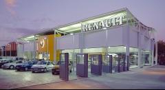 Renault retail group la maquinista (barcelona)