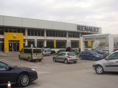 Renault retail group avenida del automovil (valencia)