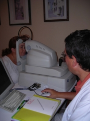 Tomografia de macula