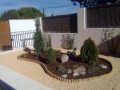 Dise�o de jardines de bajo mantenimiento