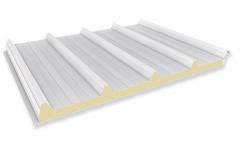 Panel sandwich cubierta villarte
