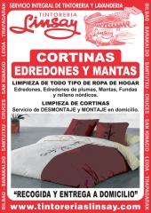 Limpieza de ropa de hogar. alfombras, cortinas, estores, paneles japoneses, cortinas venecianas, etc
