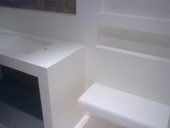 Creacion de espacios especiales en ba�o