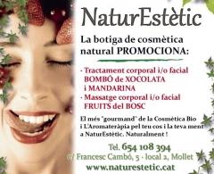 Productos naturales. foto depilaci�n. montmelo. tienda de cosm�tica natural. cosm�tica ecologica.