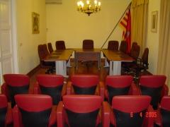 Ayuntamientos y salas de conferencias
