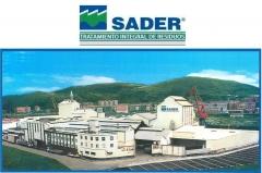 SADER - Fabrica de Fertilizantes y tratamiento integral de residuos (vista parcial)