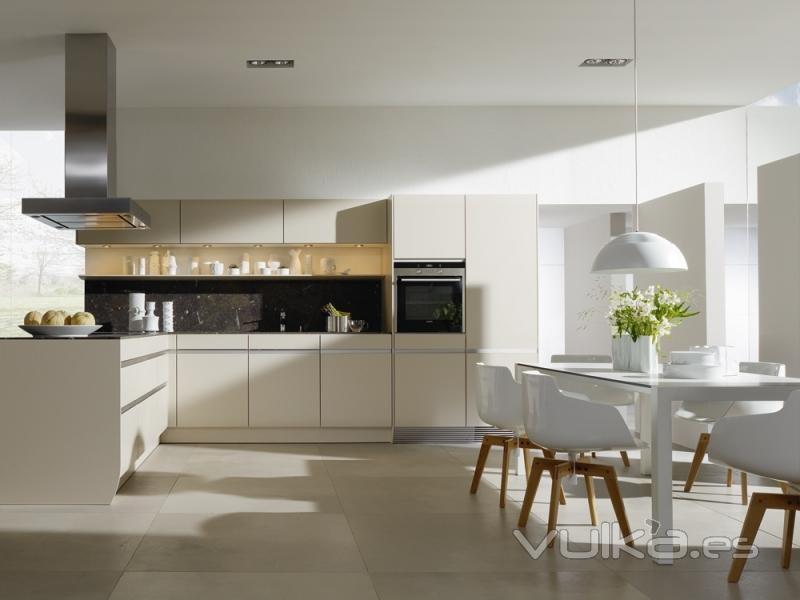 Foto cocinas modernas y funcionales para disfrutar en for Muebles de cocina mallorca
