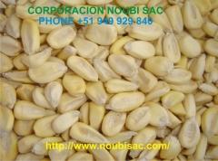 Maiz monta�a comida peruana