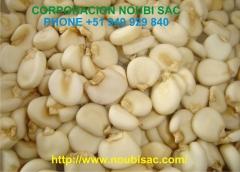 Maiz mote pelado comida peruana
