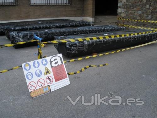 Gestion Medio Ambiental del Amianto Granada, Retirada de Fibrocemento, Quitar Uralita