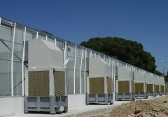 Cooling system en invernadero