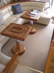 Instalación moqueta interior para embarcaciones