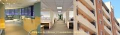 Limpieza de comunidades y oficinas