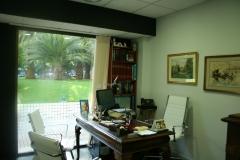 Uno de los despachos de la consulta