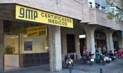 Centro de certificados m�dicos de sevilla - gmp reyes cat�licos