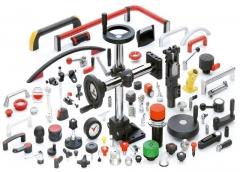 Elementos standard para maquinaria y equipos industriales