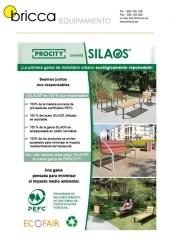 Mobiliario urbano, practico y ecologico