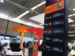 Autogas glp  la energia low csot 0,68 eur l