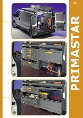 Equipamiento de furgonetas