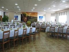 Salon celebraciones marin hotel campomar