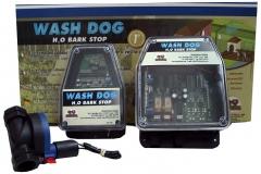 Sistema antiladridos de perrera por aspersi�n de agua en mercaol�