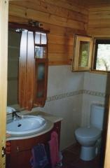 Aseo casa de una de nuestras casas de madera