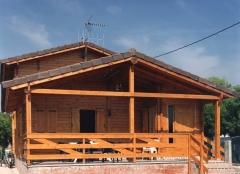 Casas de madera moreno c.b. - foto 2