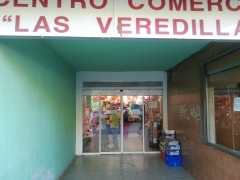 ENTRADA MERCADO LAS VEREDILLAS