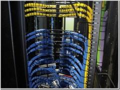 Montaje de racks y cpds, cableado de redes informaticas en madrid