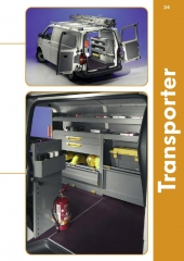 Equipamientos de furgonetas