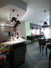 Cafe bar picual. linares.