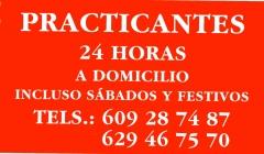PRACTICANTES 24 HORAS