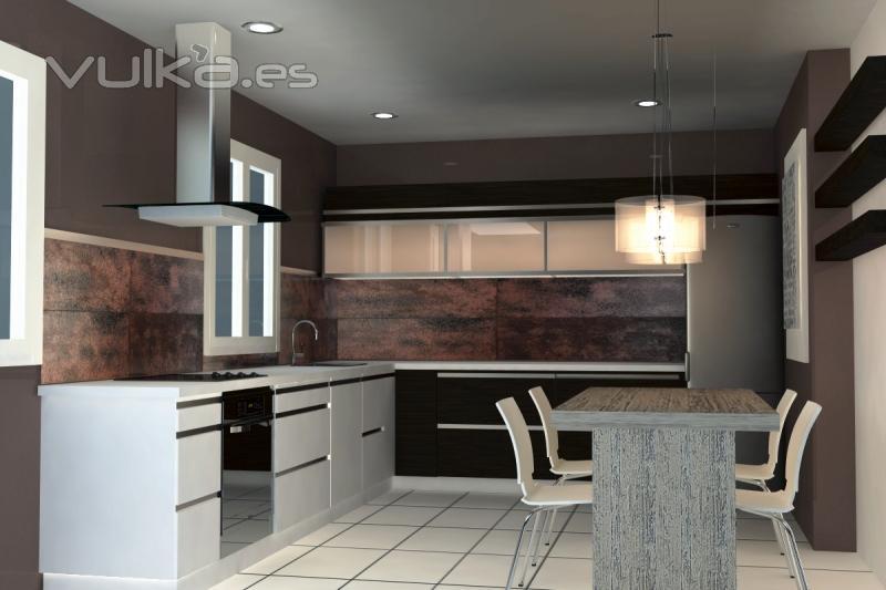 Foto proyectos de cocinas - Proyectos de cocinas ...