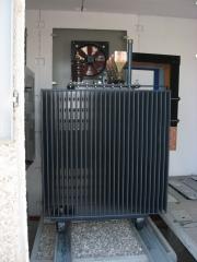 Transformador  abb 2000 kva. disponible en stock.