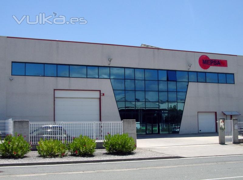 Foto fachada sede orkoien - Empresas de fachadas ...
