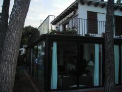 Canalon en balcones