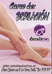 Cursos de depilación y epilación