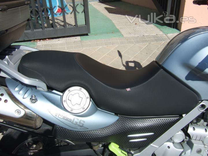 Asiento Doble Para Moto Harley Fat Boy en Mercado