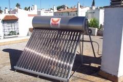 Calentador SOLAR t�rmico UNIVERSAL ENERGY en Sevilla 2011