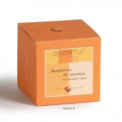 B�mbolas de naranja & chocolate enric rovira 80 gr.