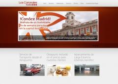 Diseño y Desarrollo del website del