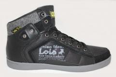 Zapatilla lois tipo bota, expectacular!!