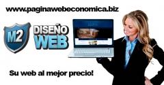 Www.paginawebeconomica.biz dise�o pagina web economica